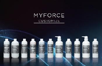 MYFORCE 5G頂級護髮 開啟護髮新世代