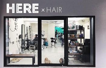 HERE hair salon